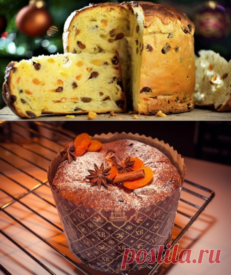 Рецепт итальянского пасхального кекса «Паннетоне» | I Love Hobby - Лучшие мастер-классы со всего мира!