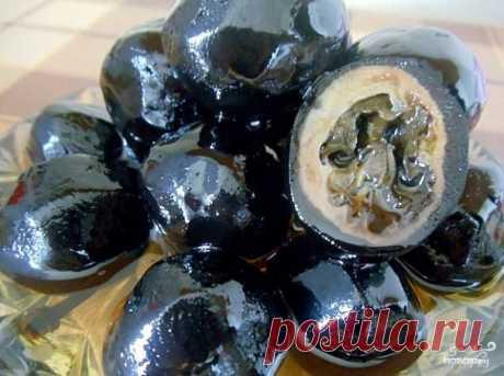 Варенье из зелёных грецких орехов - пошаговый рецепт с фото на Повар.ру