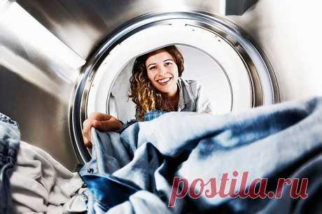 Правильный уход за стиральной машиной / Домоседы