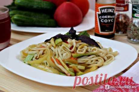 Лапша пшеничная Sen Soy / Сэн Сой UDON - «УДОН - это не просто пшеничная лапша. УДОН - это особенная традиция в приготовлении блюд от сливочных до жгуче-острых. » | Отзывы покупателей