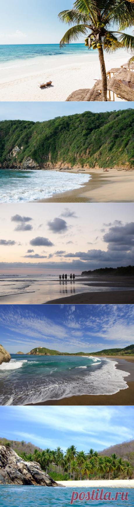Роскошнейшие мексиканские пляжи / Туристический спутник