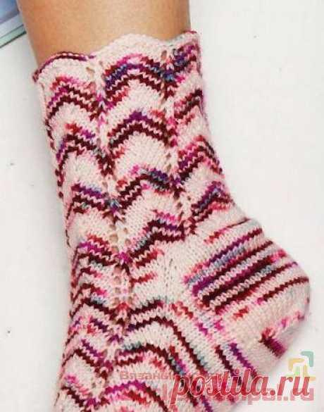 Вязаные носки «Aguayo» | ВЯЗАНЫЕ НОСКИ
