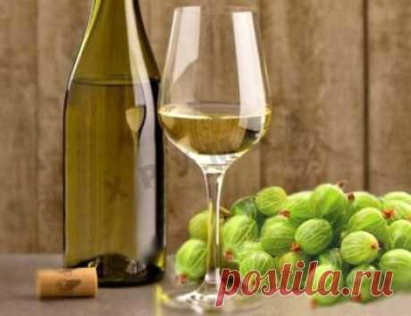Вино из крыжовника в домашних условиях: 6 рецептов - классическое, игристое и другие (+отзывы)