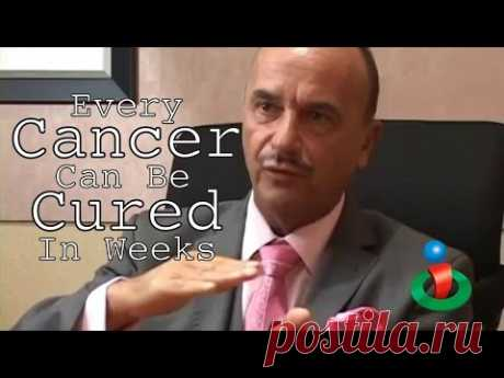 (3) Every Cancer Can be Cured in Weeks explains Dr. Leonard Coldwell - YouTube