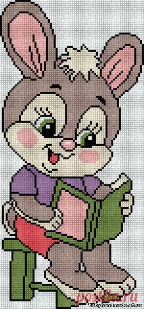 Для вышивки или вязания
