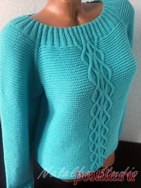Hand Knitted Sweater Knit Sweater Knitwear for women…