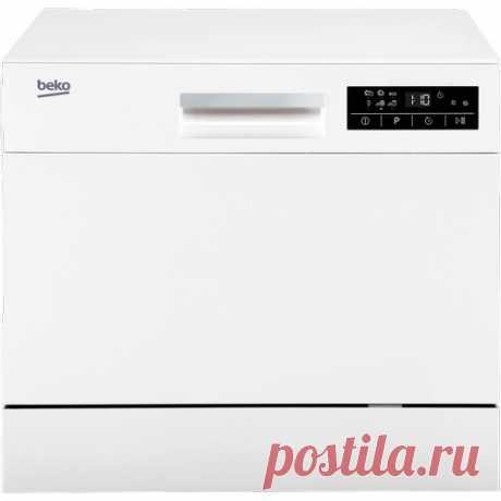 Посудомоечная машина Beko DTC 36610 W купить по низкой цене в Киеве, Харькове, Одессе, Днепре, отзывы – магазин 590.ua