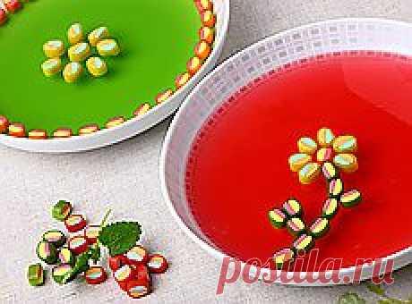 Желе ягодно-фруктовое