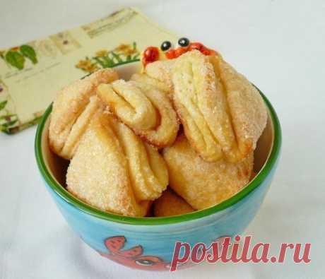 Творожное печенье — Sloosh – кулинарные рецепты