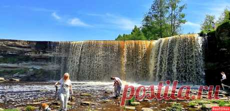 Фото: Июнь... суббота... прогулка к водопаду Ягала.... фотолюбитель Liidia Lastivka. Природа - Фотосайт Расфокус.ру