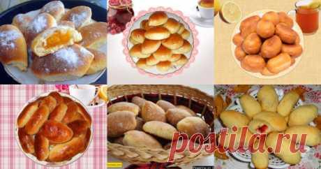 Los pastelillos. ¡La elección de 13 recetas!