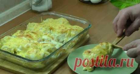 На моем столе вместо картошки цветная капуста! Сейчас расскажу, как надо ее готовить…