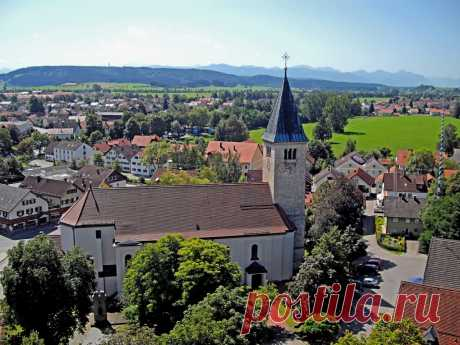 Романтическая дорога Германии: Пайтинг