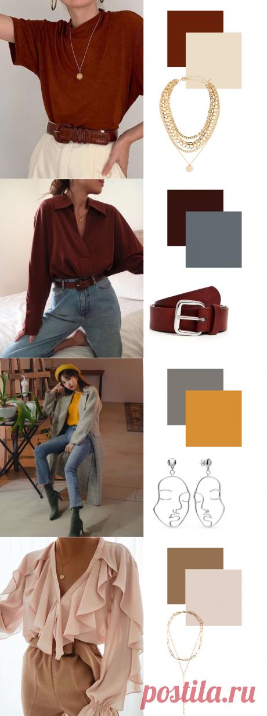 На каждый день: 10 классных сочетаний цветов в одежде   Fashion FM   Яндекс Дзен