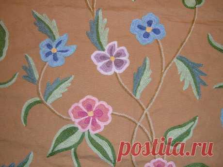 Crewel Fabrics O-S - Sunil Eamani - Веб-альбомы Picasa