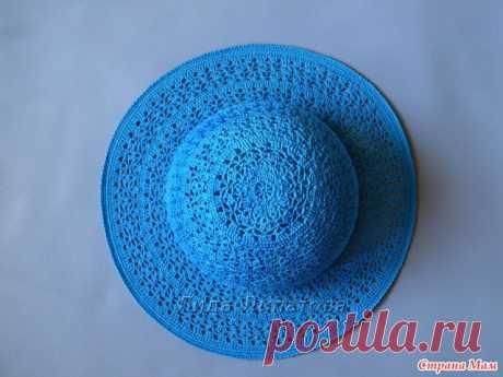 Летние шляпки связанные крючком с цветами - много схем,идей и мк: malozemova_t — ЖЖ