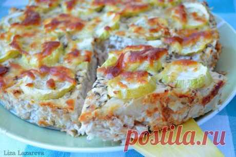 MY FOOD или проверено Лизой: Куриный пирог от Юлии Высоцкой.