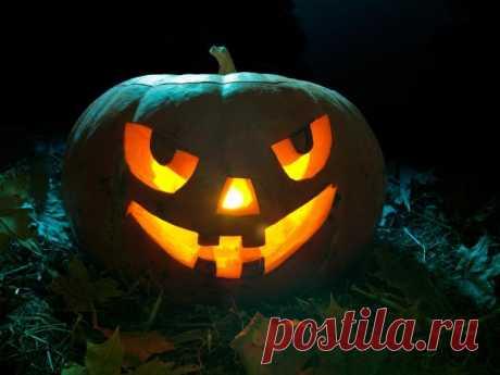 Тыква на Хэллоуин: как сделать декор к празднику упростив процесс по максимуму