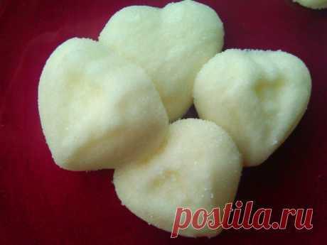 Сливочно-мятные конфеты - рецепт с фотографиями