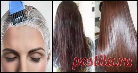 Эта невероятная смесь вернет ваши поврежденные волосы к жизни, даже если они окрашены! (рецепт) Вы полюбите это средство!
