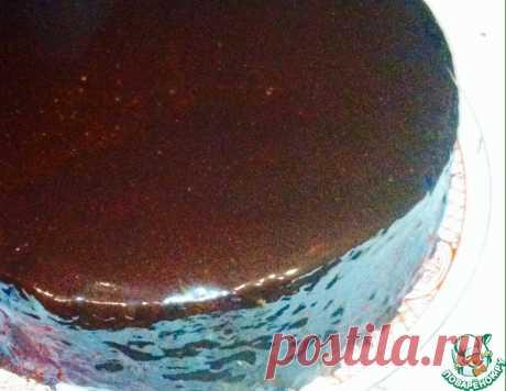 Зеркальная шоколадная глазурь от Пьера Эрме – кулинарный рецепт