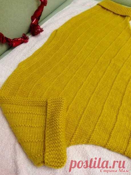 . Подарок себе-любимой на Новый год желтой собаки - Вязание - Страна Мам