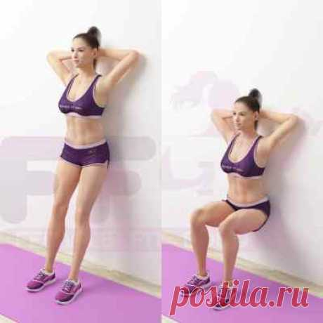 4 упражнения, которые изменят ваше тело всего за месяц!