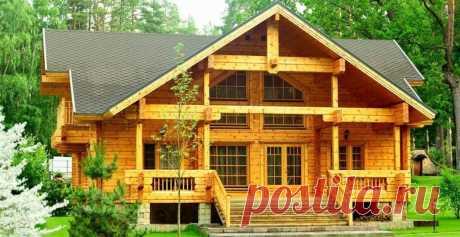 Минстрой совершенствует стандарты деревянного домостроения   Строй СЛ