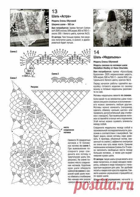 Журналы по вязанию. Вяжем крючком | Творческая мастерская | Яндекс Дзен