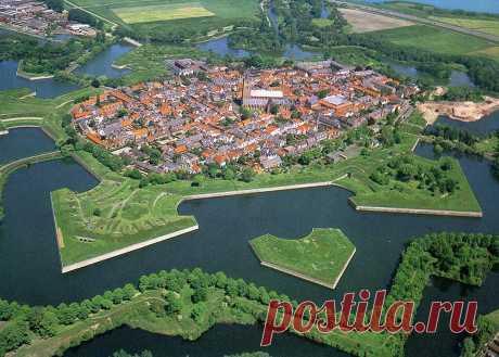 Город–крепость Наарден (Naarden) | Города и страны