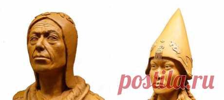 При раскопках кургана Аржан-2 были найдены не только единственные в своем роде артефакты, но и уникальный палеоантропологический материал скифских «царей». Вместе с ними были погребены 14 жеребцов в полном уборе из золота, бронзы и железа. Теперь новосибирские ученые восстановили облик вождя и его супруги.