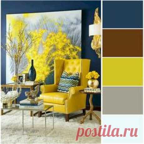 С какими цветами сочетать горчичный, чтобы интерьер получился благородным и изысканным узнайте на сайте Стоун Флор Новосибирск
