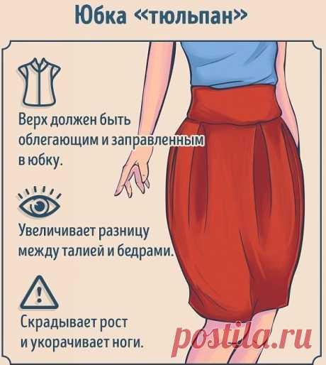 Полный гид по фасонам юбок  Юбка всегда считалась одним из достоинств женского гардероба. Со временем мода меняется, в результате чего на сегодняшний день существует просто масса вариантов и фасонов юбок. Мы остановимся на самы…