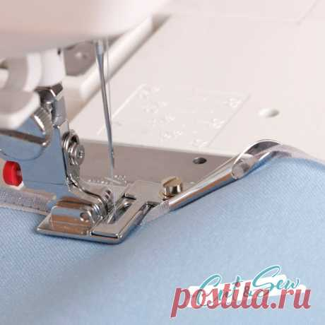 10 полезных швейных лапок | Школа шитья CUT&SEW | Яндекс Дзен