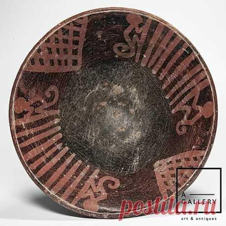 Чаша, регион Нариньо-Карчи (1250-1350 гг. н.э.) | A-Gallery