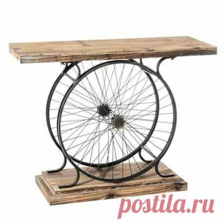 Что сделать из велосипедных колёс Модная одежда и дизайн интерьера своими руками