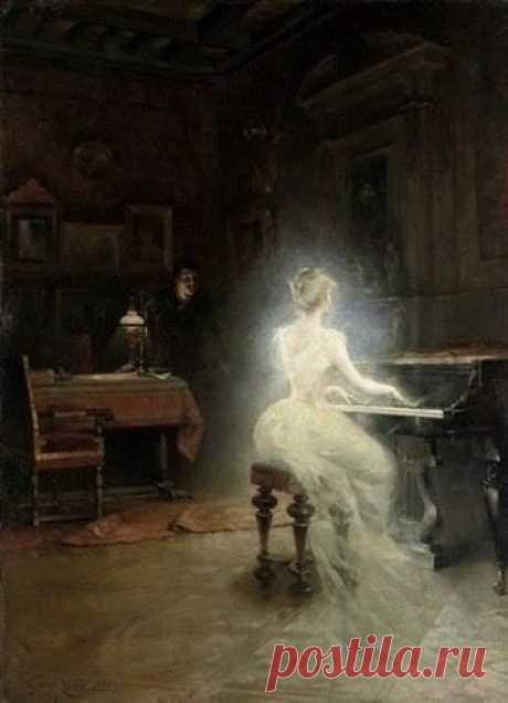 """""""Всякий старинный дом имеет свои легенды и своих призраков.""""  Диана Сеттерфилд """"Тринадцатая сказка"""""""