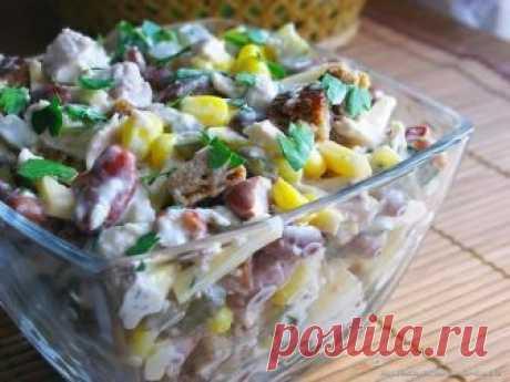 9 вкуснейших салатов на каждый день! — Кулинарная книга - рецепты с фото