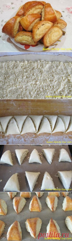 Булочка  Кята/Сайт с пошаговыми рецептами с фото для тех кто любит готовить