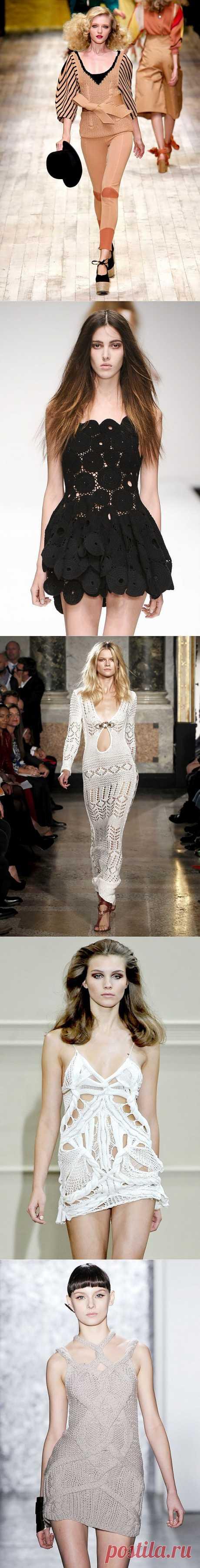 Jen Kao, Emporio Armani, John Roch, Les Copains / Дизайнеры / Модный сайт о стильной переделке одежды и интерьера