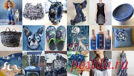 15 идей «перерождения» джинсовых вещей в красивые и креативные предметы! | ДОМ ЯРКИХ ИДЕЙ | Яндекс Дзен