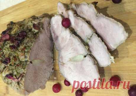 (7) Запеченный окорок Автор рецепта lena.na.dache - Cookpad