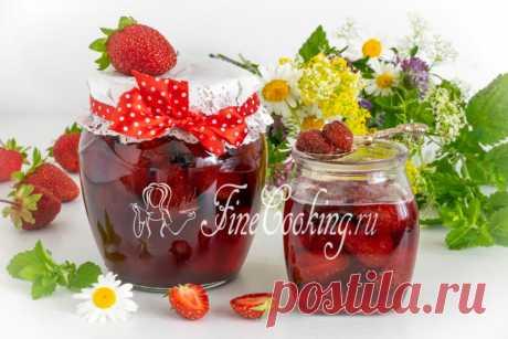 Варенье из клубники в мультиварке на зиму Вы же знаете, как варить клубничное варенье на зиму? С целыми ягодами и душистым сиропом.