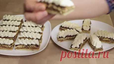 """Торт """"МИШКА"""" 🐻 по Семейному Рецепту"""