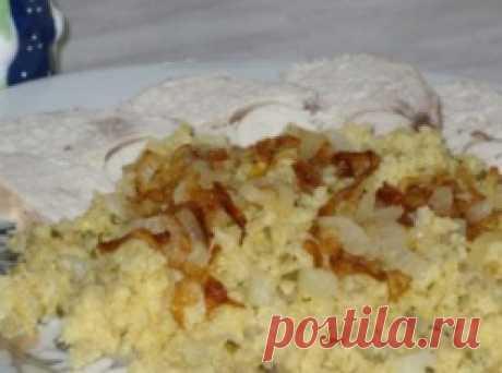 Пшенная каша с картошкой | Кулинарные рецепты на сайте Рецепты.ru