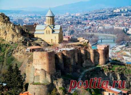 Уникальные достопримечательности Грузии — Все о туризме и отдыхе