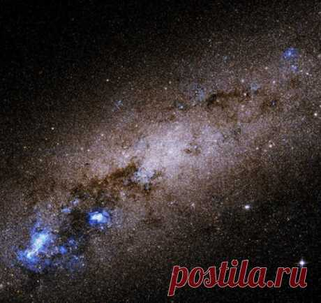 Посмотрите на самые красивые снимки «Хаббла». Что увидел телескоп за 30 лет?