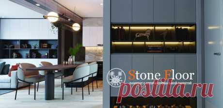 Беззаботный пол с простым уходом — какие полы самые чистые | Stone Floor Саратов