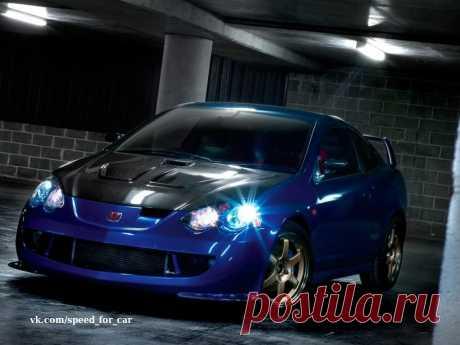 Honda Integra dc5
