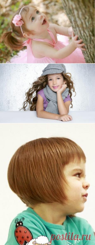 Los peinados a la moda infantiles para las muchachas 2017 - 2018: la foto de los peinados infantiles para la muchacha